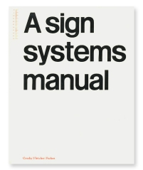 a sign system manual