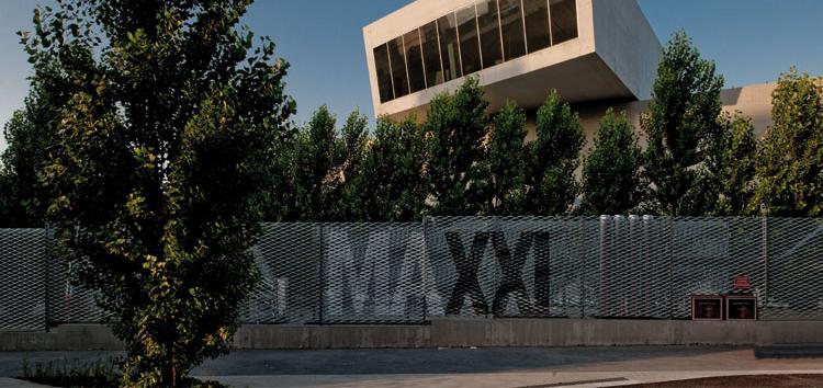 Maxxi museo delle arti sinaliza o sinalizar for Biblioteca maxxi